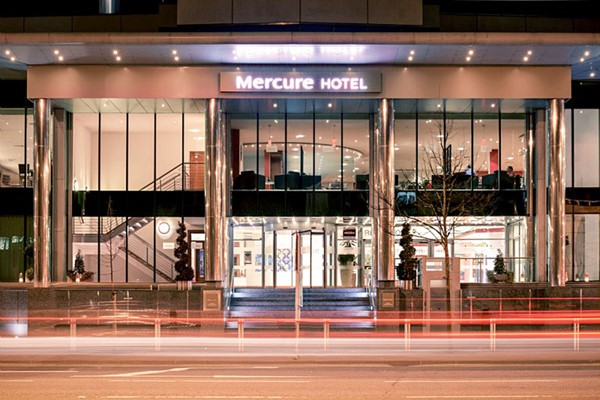 One Night Break With Dinner At Mercure Burton-upon-trent Newton Park Hotel