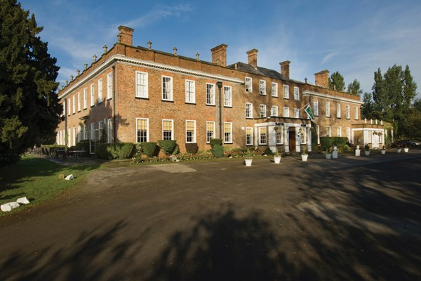 Two Night Break With Dinner At Ashdown Park Hotel