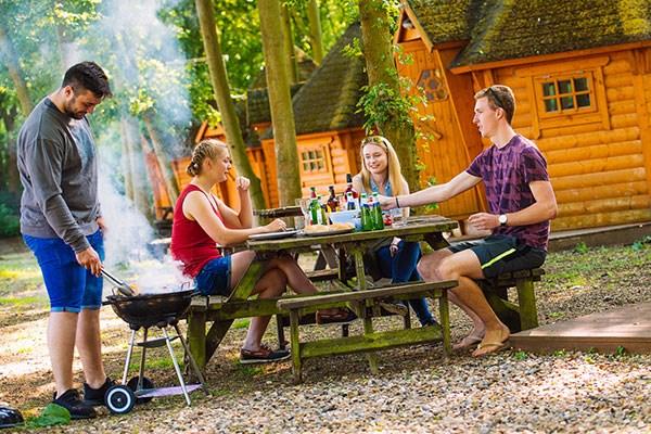 One Night Cabin Break At Lee Valley Campsite  Sewardstone
