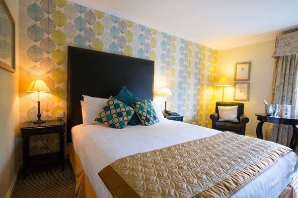 Two Night Getaway With Breakfast At The Ty Newydd Country Hotel For Two