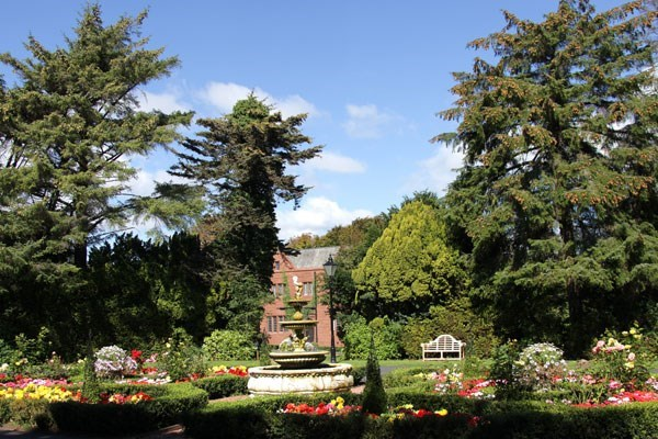 Abbey House Hotel Overnight Break For Two With Breakfast