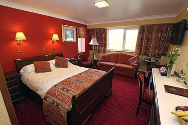 Two Night Break With Breakfast At Hunday Manor Hotel