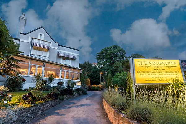One Night Stay In A Luxury Suite With Fiz At The Dower House Hotel