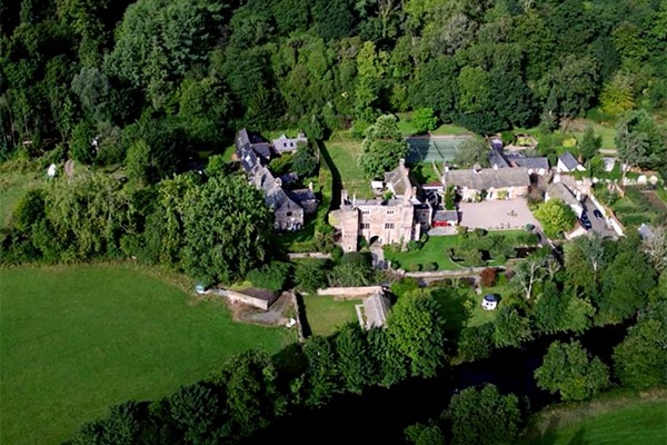 Two Night Stay With Breakfast For Two At Bickleigh Castle