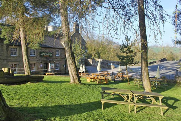 Two Night Break For Two At The Manifold Inn  Peak District