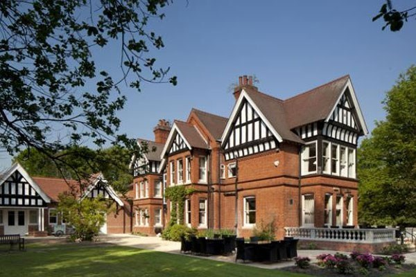 Overnight Break With Dinner And Breakfast For Two At The Dower House Hotel
