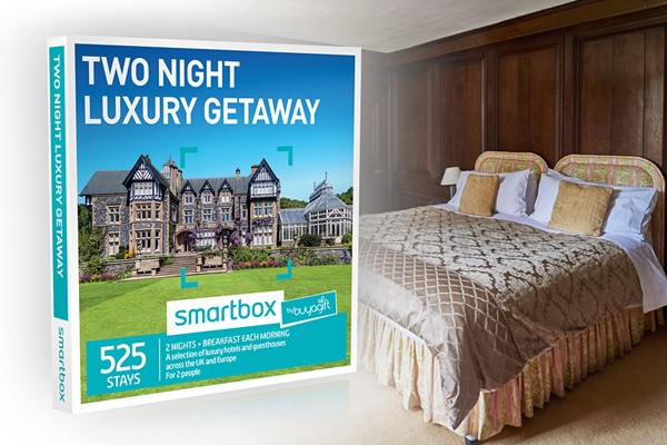 Two Night Luxury Stay At Rowley Manor Hotel