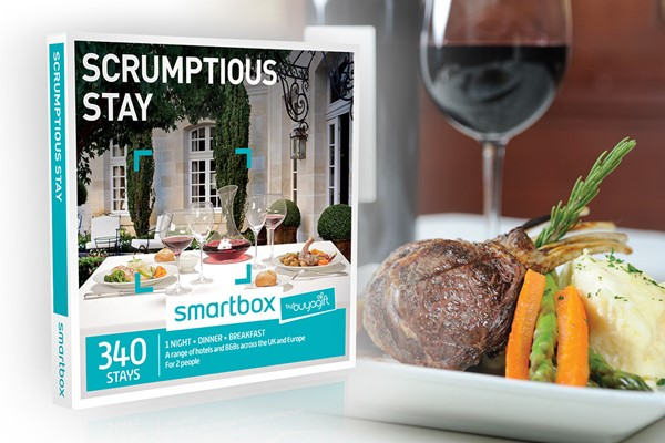 Scrumptious Stay - Smartbox By Buyagift