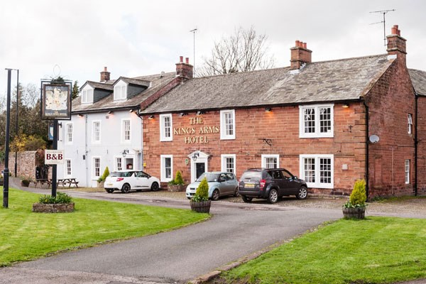 Two Night Break With Dinner At The Kings Arms