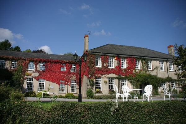 Two Night Stay At Ty Newyd Country Hotel With Dinner