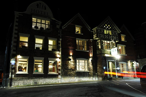 Overnight Break At Guildhall Tavern Hotel With Dinner For Two