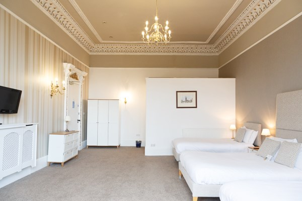 Two Night Stay At The Abbey Hotel