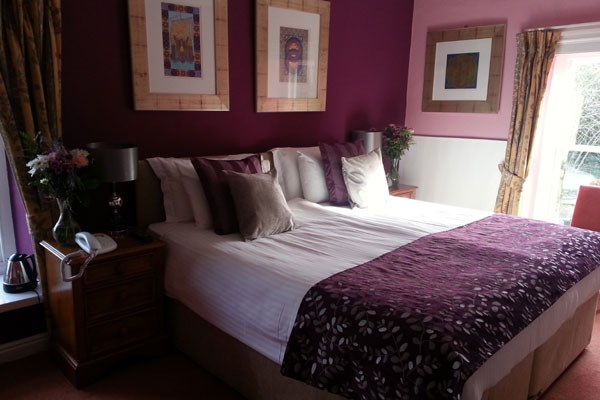 Two Night Luxury Break At Trinity Hall Bed And Breakfast