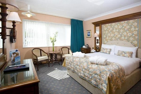 Luxury Two Night Stay With Breakfast At Best Western Marks Tey Hotel For Two