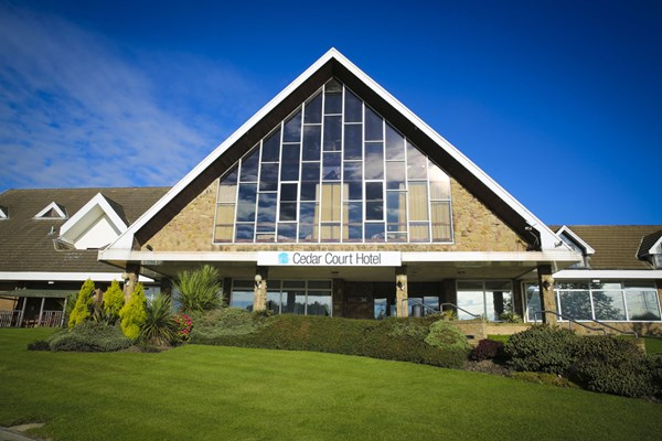One Night Break With Dinner For Two At Cedar Court Hotel Bradford