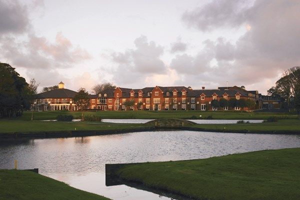 One Night Spa Break With Dinner And Wine At Formby Hall Golf Resort And Spa