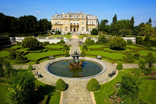 Overnight Executive Room Stay With Three Course Dinner For Two At Luton Hoo Hotel