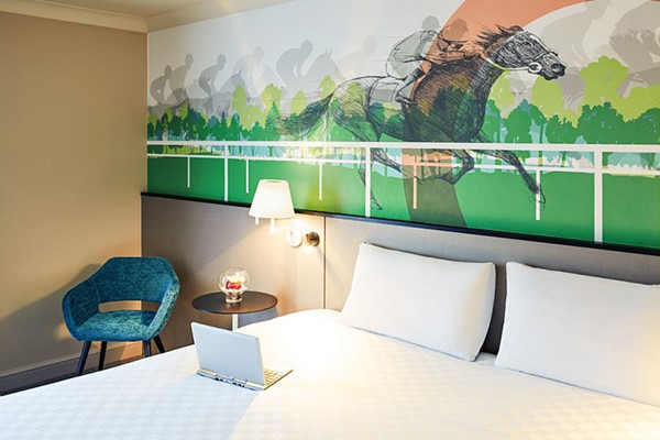 One Night Break At Mercure Haydock Hotel