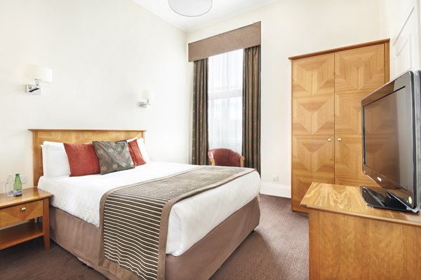 Two Night Break With Dinner For Two At Charnwood Lodge Guest House