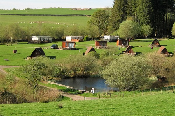 Buy Two Night Glamping Break at Barnsoul Camping