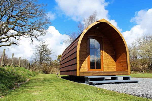 Two Night Glamping Break At Old Oaks Touring Park