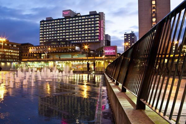 One Night Break at Mercure Manchester Piccadilly Hotel