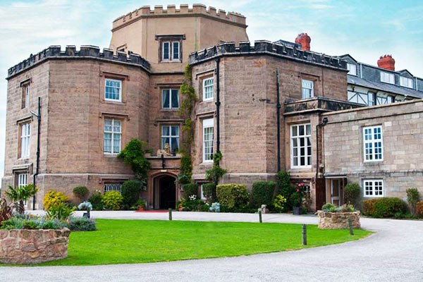 Overnight Escape For Two At Appleby Castle