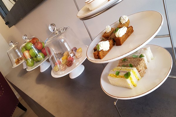 Afternoon Tea for Two at Dunalastair Hotel Suites