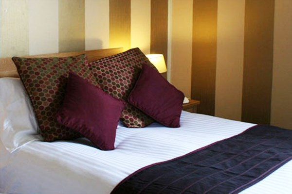 One Night Break at the Dog and Partridge Country Inn