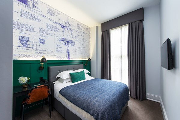 One Night Break At The Chocolate Boutique Hotel