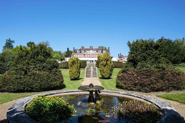 Two Night Luxury Getaway for Two at Hunton Park Hotel
