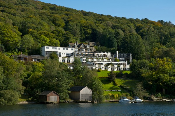Two Night Stay With Breakfast For Two At Chimney House Hotel