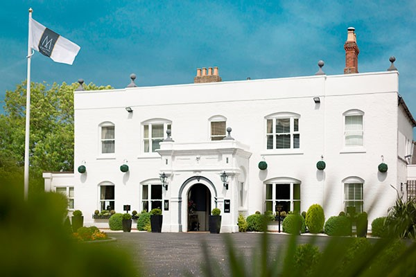 Overnight Stay At Chandlers Hotel With Dinner For Two