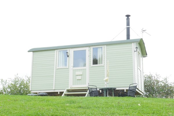Buy Two Night Glamping Break for Two at Elton Barn Camping and Fishing