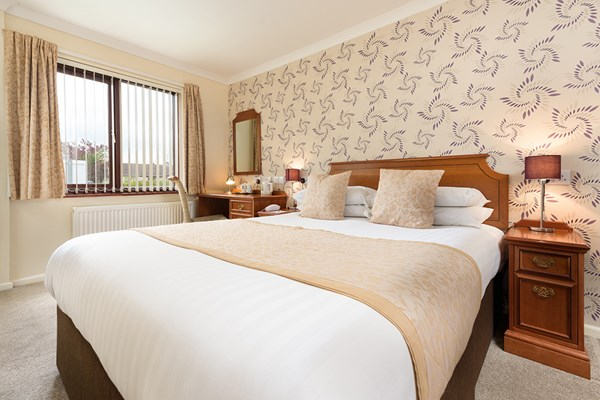 One Night Break At Woolley Grange For Two