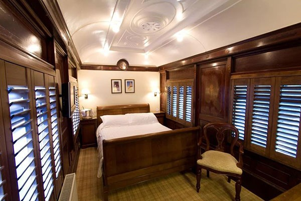 Overnight Stay At The Granary Hotel With Two Course Dinner For Two