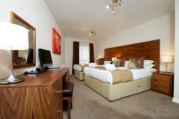 Two Course Meal For Two At The Hilton Bath City