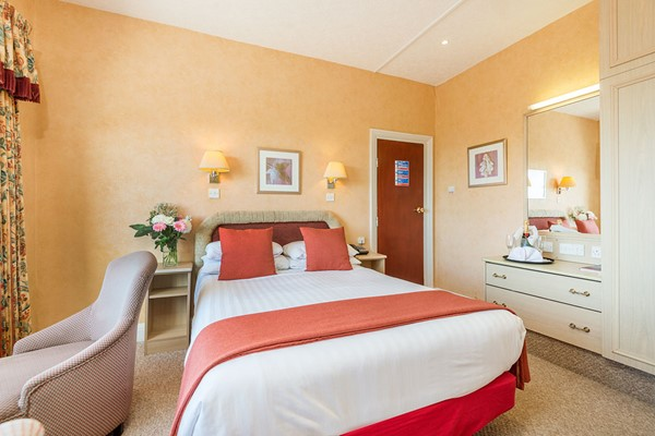 Two Night Escape For Two At Marini Park Hotel In Rome