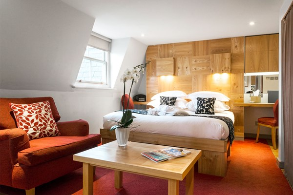 Two Night Boutique Break For Two At The Bonham Hotel
