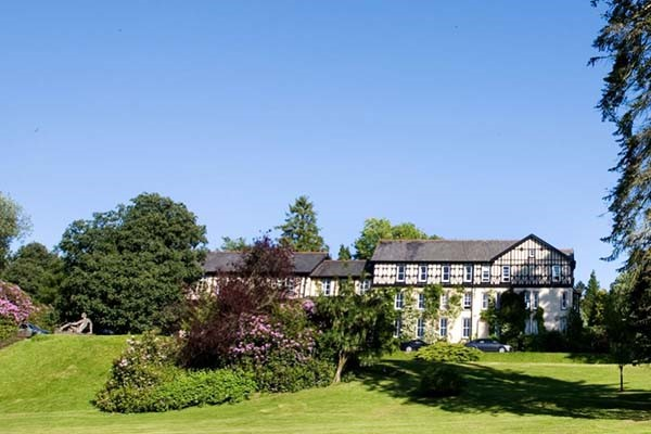 One Night Spa Escape With Treatment And Dinner At Rowhill Grange
