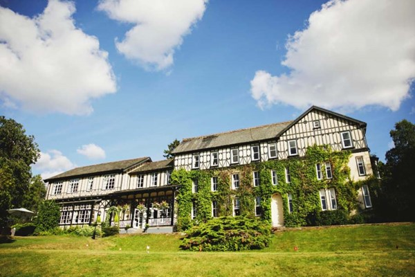 Two Night Escape With Dinner For Two At Brownsover Hall Hotel
