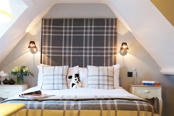 One Night Boutique Stay with Dinner for Two at Stanwell House Hotel