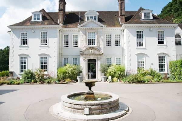 Overnight Stay With Dinner And Wine For Two At Moor Hall Hotel And Spa