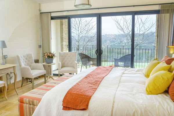 Two Night Stay For Two At Tyglyn Ciliau Aeron Hotel