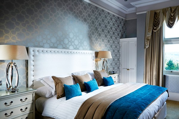 Two Night Stay In A King Room At Polraen Country House Hotel