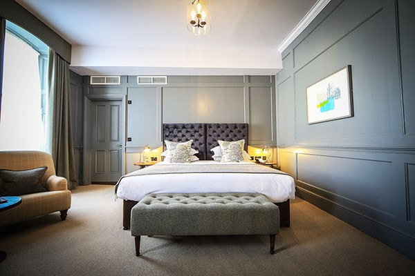 Overnight Escape With Breakfast For Two At The Kings Head Hotel