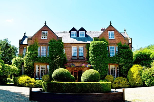 Overnight Break For Two At The Grange Hotel
