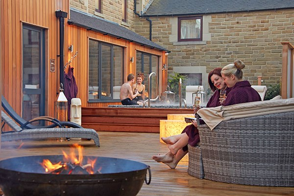 Revitalise Spa Day With Treatment And Lunch At Greenwoods Spa