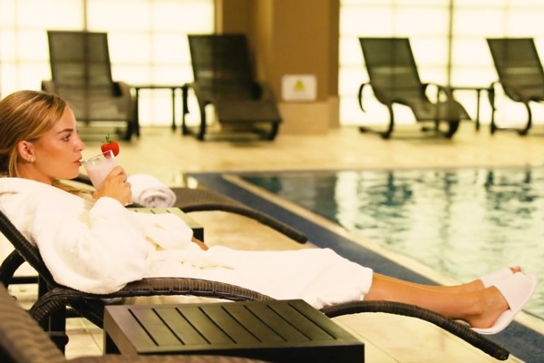 Spa Day For Two At Crowne Plaza Gerrards Cross