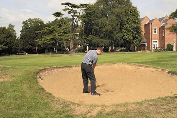 One Night Golf Break With Dinner And A Round Of Golf For Two At Coulsdon Manor Hotel And Golf Course